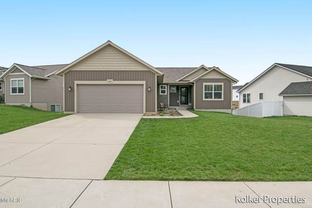 923 Green Meadows Drive, Middleville, MI 49333 (MLS #21016711) :: Keller Williams Realty | Kalamazoo Market Center