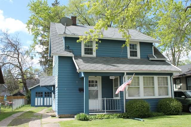 1440 Sycamore Street, Niles, MI 49120 (MLS #21016741) :: Keller Williams Realty | Kalamazoo Market Center