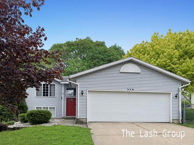 326 Holmdene Boulevard NE, Grand Rapids, MI 49503 (MLS #21016752) :: BlueWest Properties