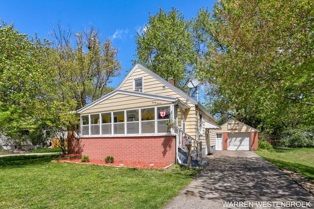 37 W Garfield Avenue, Zeeland, MI 49464 (MLS #21016757) :: Keller Williams Realty | Kalamazoo Market Center