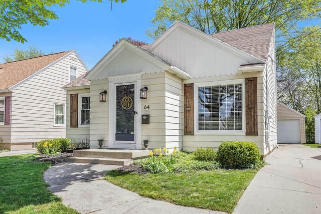 64 Wallinwood Avenue NE, Grand Rapids, MI 49503 (MLS #21016760) :: BlueWest Properties