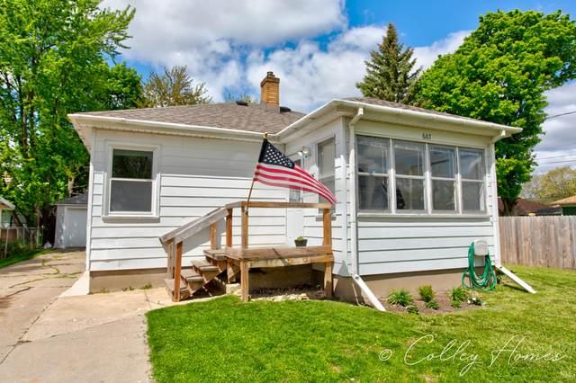667 Myrtle Street NW, Grand Rapids, MI 49504 (MLS #21016790) :: BlueWest Properties