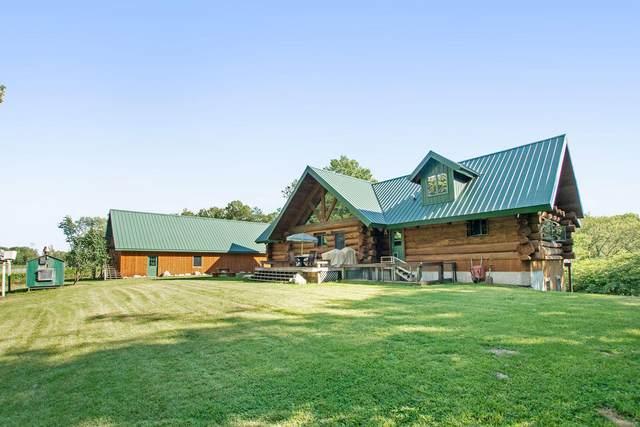 4761 Winery Way, Newaygo, MI 49337 (MLS #21016800) :: BlueWest Properties