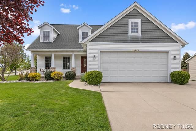 10843 Douglas Drive, Allendale, MI 49401 (MLS #21016827) :: Keller Williams Realty | Kalamazoo Market Center