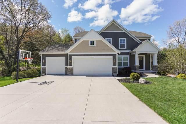 4992 Tiamo Lane NE, Rockford, MI 49341 (MLS #21016847) :: Keller Williams Realty | Kalamazoo Market Center