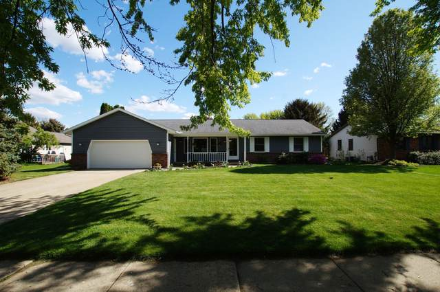 1690 Westminster Court SW, Byron Center, MI 49315 (MLS #21016871) :: Keller Williams Realty | Kalamazoo Market Center