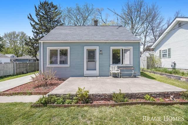 3715 Oriole Avenue SW, Wyoming, MI 49509 (MLS #21016887) :: Keller Williams Realty | Kalamazoo Market Center