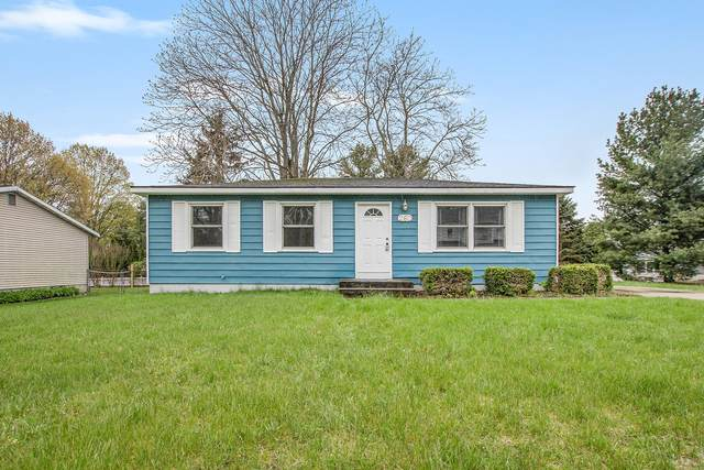 260 Brockway Avenue, South Haven, MI 49090 (MLS #21016891) :: Keller Williams Realty | Kalamazoo Market Center
