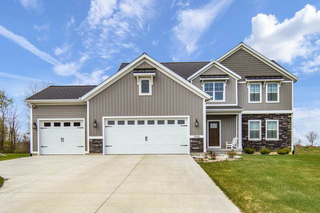 7353 Winter View Drive SW, Byron Center, MI 49315 (MLS #21016892) :: Keller Williams Realty | Kalamazoo Market Center