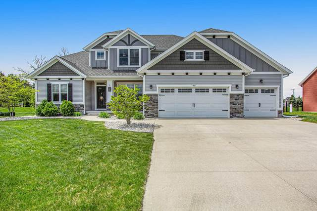 7317 Nantucket Drive SW, Byron Center, MI 49315 (MLS #21016904) :: Keller Williams Realty | Kalamazoo Market Center