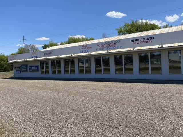 889 E Chicago Road, Quincy, MI 49082 (MLS #21016951) :: Keller Williams Realty | Kalamazoo Market Center