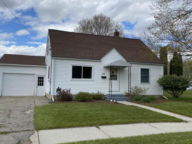 838 Harrison Street, Belding, MI 48809 (MLS #21016953) :: Keller Williams Realty | Kalamazoo Market Center
