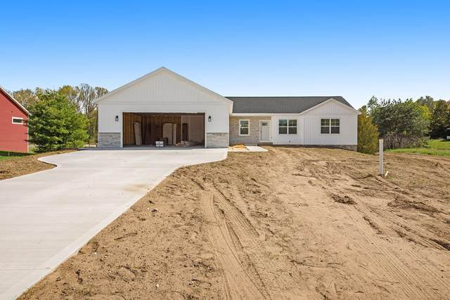 12171 Sandstone Drive, Wayland, MI 49348 (MLS #21016966) :: Keller Williams Realty | Kalamazoo Market Center