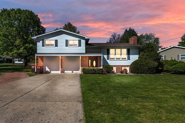 1842 Gentian Drive SE, Kentwood, MI 49508 (MLS #21016970) :: JH Realty Partners