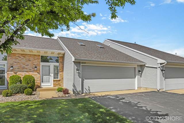 1033 Fairfield Drive #57, Hudsonville, MI 49426 (MLS #21016975) :: JH Realty Partners