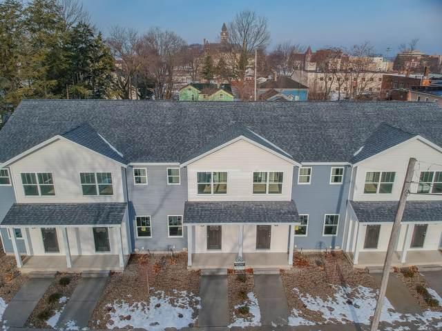 243 Monroe Ave Avenue #243, Muskegon, MI 49441 (MLS #21016988) :: Deb Stevenson Group - Greenridge Realty