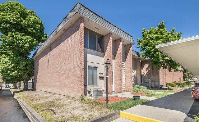 4145 Saxony Court SE #75, Grand Rapids, MI 49508 (MLS #21017036) :: Keller Williams Realty | Kalamazoo Market Center