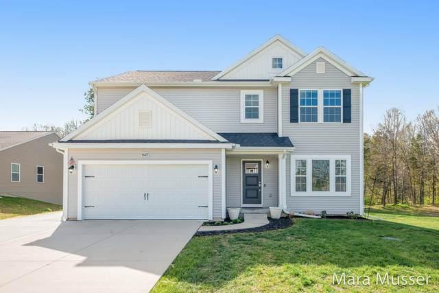 1427 Springview Court, Middleville, MI 49333 (MLS #21017050) :: Keller Williams Realty | Kalamazoo Market Center