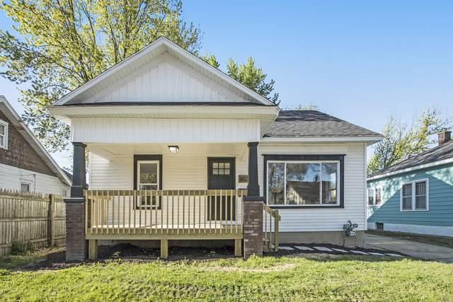 612 London Street SW, Grand Rapids, MI 49503 (MLS #21017065) :: Keller Williams Realty | Kalamazoo Market Center