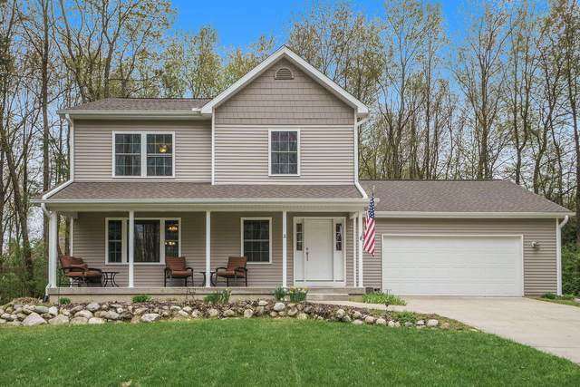 9170 Richland Woods Drive, Richland, MI 49083 (MLS #21017112) :: Your Kzoo Agents