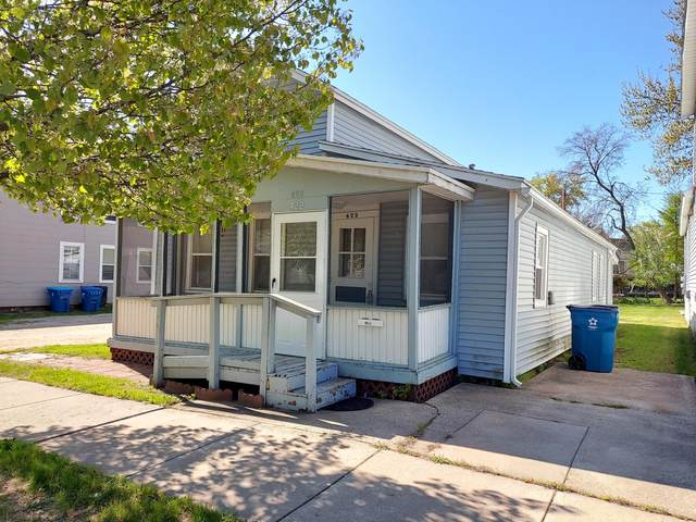 422 Jackson Street, Grand Haven, MI 49417 (MLS #21017149) :: Your Kzoo Agents
