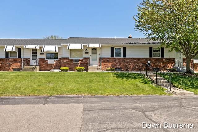 3358 Chestnut Avenue SW, Grandville, MI 49418 (MLS #21017155) :: JH Realty Partners