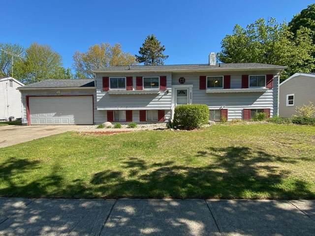 2320 Curtis Avenue, Portage, MI 49024 (MLS #21017204) :: CENTURY 21 C. Howard