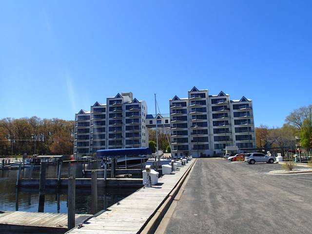 2964 Lakeshore Drive W502, Muskegon, MI 49441 (MLS #21017261) :: BlueWest Properties