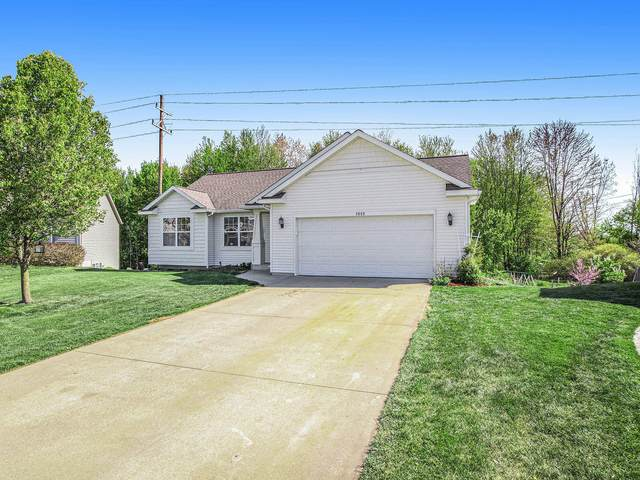 3669 Hickoryrow Court, Holland, MI 49424 (MLS #21017266) :: JH Realty Partners