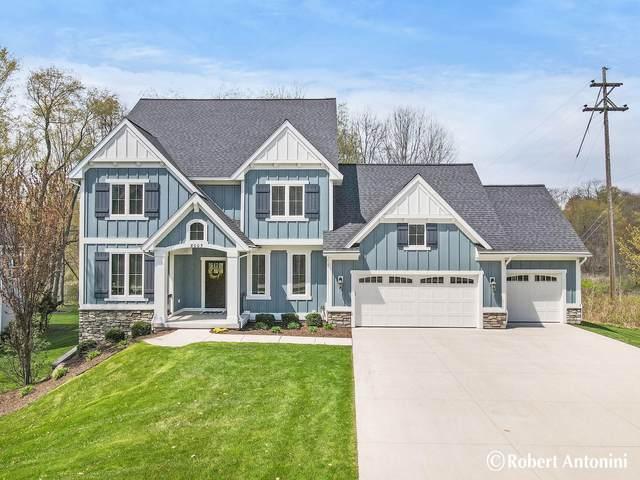 8003 Ella Terrace Terrace, Rockford, MI 49341 (MLS #21017279) :: JH Realty Partners