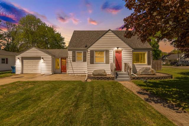729 Clearview Street, Kalamazoo, MI 49048 (MLS #21017325) :: Your Kzoo Agents