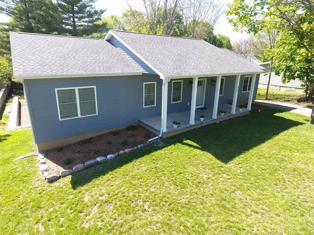 352 Hillsdale Street, Hillsdale, MI 49242 (MLS #21017361) :: Your Kzoo Agents