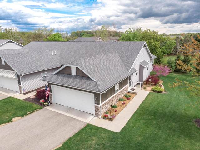 8093 Amber Crest Drive SW, Byron Center, MI 49315 (MLS #21017407) :: Your Kzoo Agents
