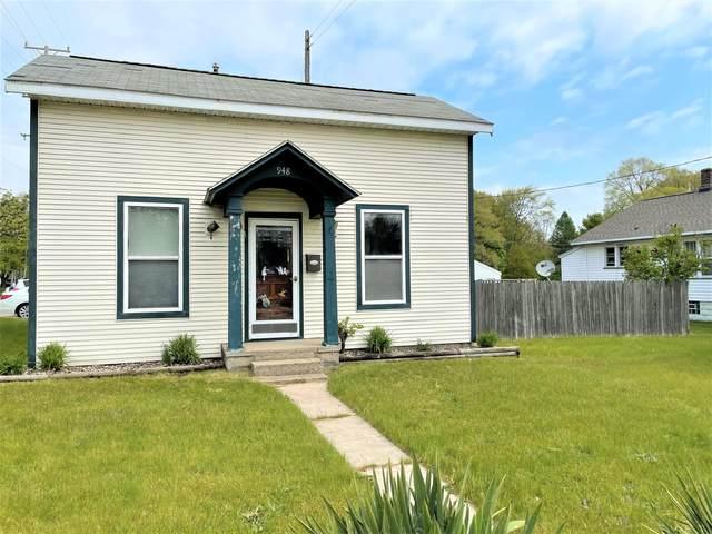948 W Laketon Avenue, Muskegon, MI 49441 (MLS #21017459) :: Deb Stevenson Group - Greenridge Realty
