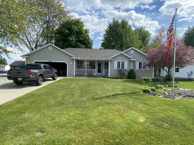5546 Estate Road, Allendale, MI 49401 (MLS #21017468) :: Your Kzoo Agents