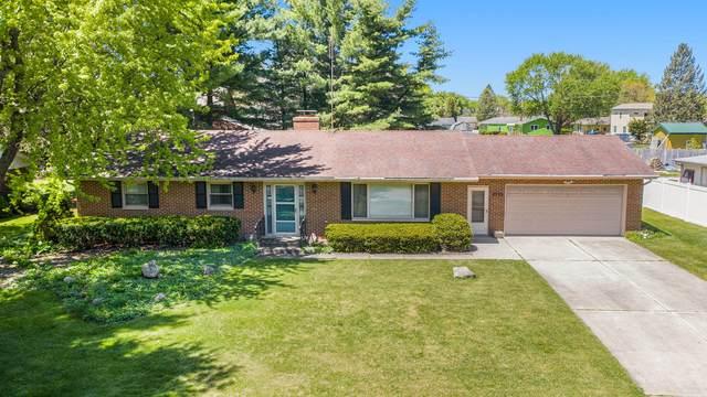 8732 Meadowlark Lane, Berrien Springs, MI 49103 (MLS #21017491) :: Ginger Baxter Group