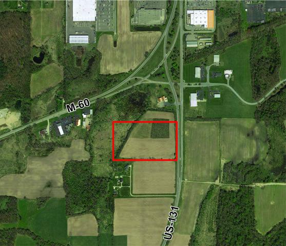 VL Us-131 Highway #18.91, Three Rivers, MI 49093 (MLS #21017841) :: BlueWest Properties