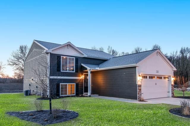 1610 Tea Pond Court, Vicksburg, MI 49097 (MLS #21017933) :: BlueWest Properties