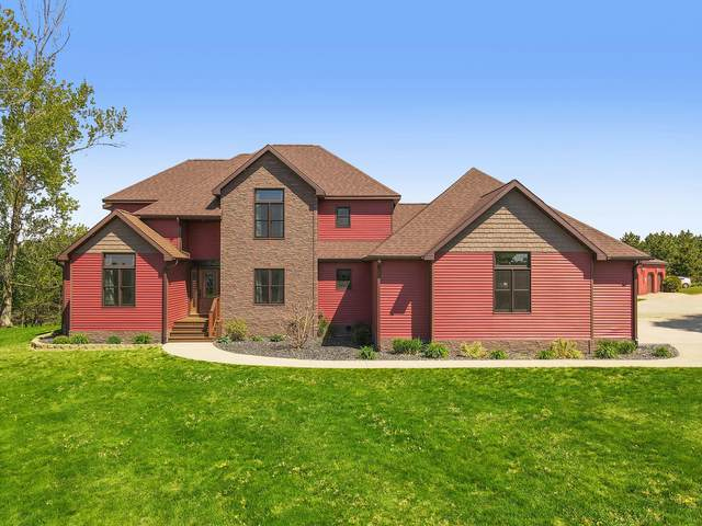 17582 Leroy Road, Leroy, MI 49655 (MLS #21018014) :: Sold by Stevo Team | @Home Realty