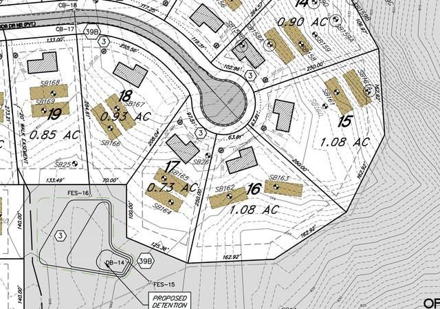 Lot 18 Alden Ct, Lowell, MI 49331 (MLS #21018083) :: BlueWest Properties