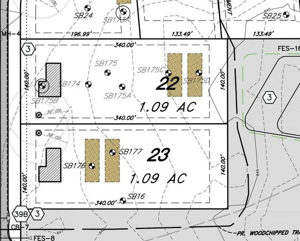 Lot 23 Alden Ct, Lowell, MI 49331 (MLS #21018090) :: BlueWest Properties