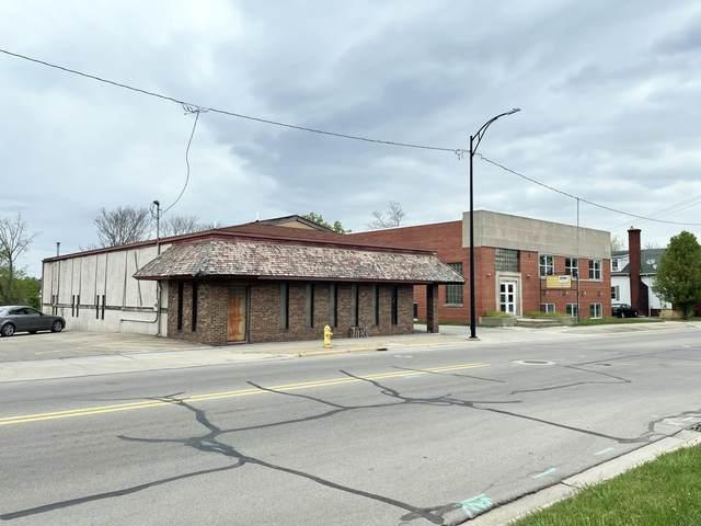 155-& 205 N Winter Street, Adrian, MI 49221 (MLS #21018181) :: BlueWest Properties
