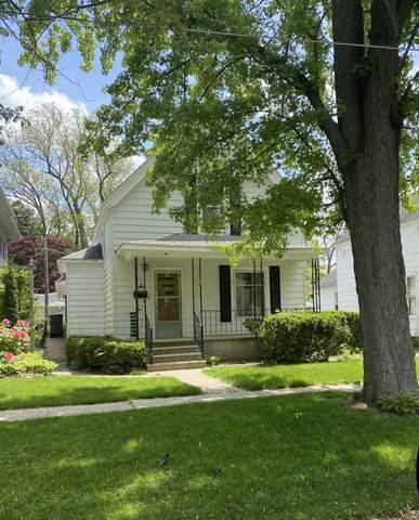 37 Budlong Street, Hillsdale, MI 49242 (MLS #21018327) :: JH Realty Partners