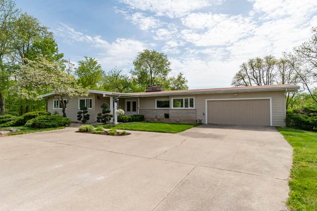 15189 Gleason Road, Three Rivers, MI 49093 (MLS #21018476) :: BlueWest Properties