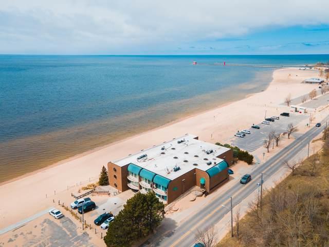 1159 S Harbor Drive B-5, Grand Haven, MI 49417 (MLS #21018502) :: BlueWest Properties