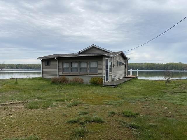 7384 E Lakeview Street, Walkerville, MI 49459 (MLS #21018585) :: BlueWest Properties