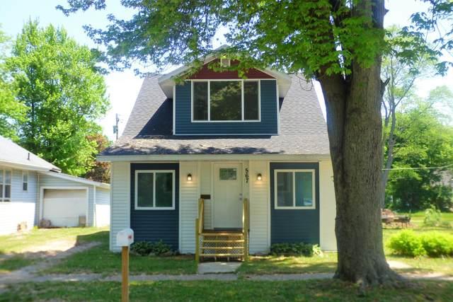 567 Buena Vista Road, Benton Harbor, MI 49022 (MLS #21018757) :: CENTURY 21 C. Howard