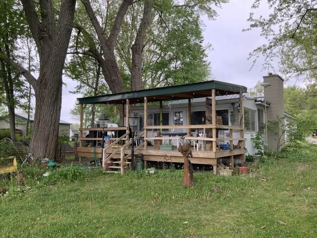 751 W Mohawk Trail Trail, White Cloud, MI 49349 (MLS #21018775) :: JH Realty Partners