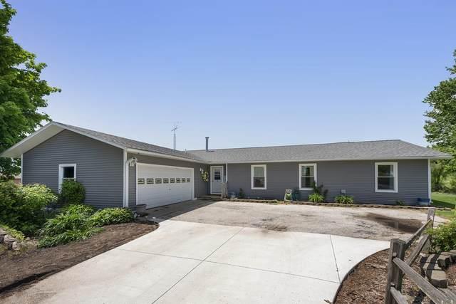 3949 N 200th Avenue, Walkerville, MI 49459 (MLS #21019471) :: BlueWest Properties