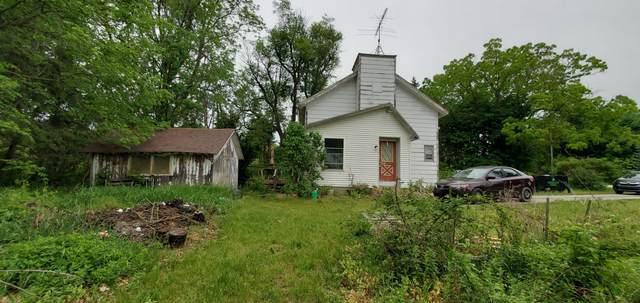 6176 Gould Road, Saranac, MI 48881 (MLS #21019530) :: JH Realty Partners